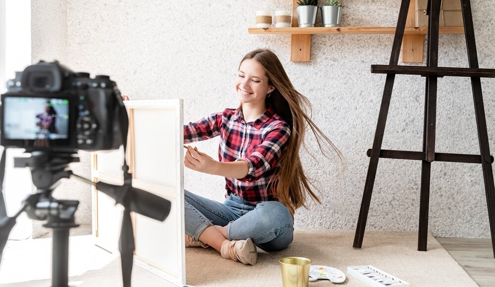 Emerging Artist: 4 Tips to Boost your Online Art Sales