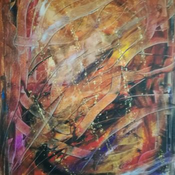"""Painting titled """"img-20181004-164412…"""" by Elle Sun, Original Art, Acrylic"""