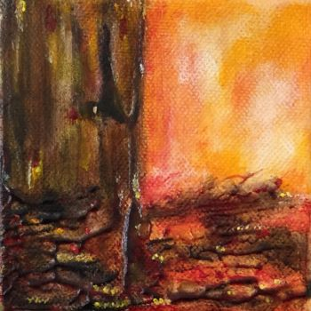 """Painting titled """"Life Changes"""" by Angie Chapman, Original Art, Acrylic"""