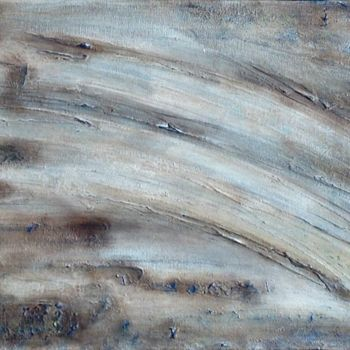 """Painting titled """"Adrift Under Water"""" by Angie Chapman, Original Art, Acrylic"""