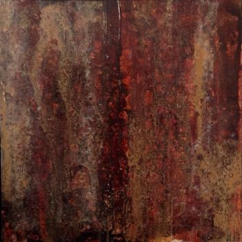 """Painting titled """"The Narrow Gate"""" by Angie Chapman, Original Art, Acrylic"""