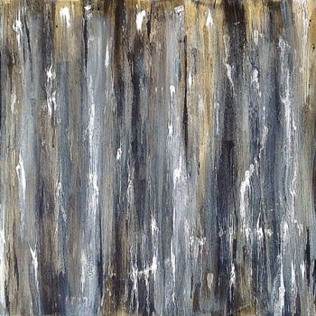"""Painting titled """"Ghost Reflection"""" by Angie Chapman, Original Art, Acrylic"""