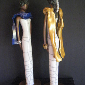 Sculpture, œuvre d'art par Noush