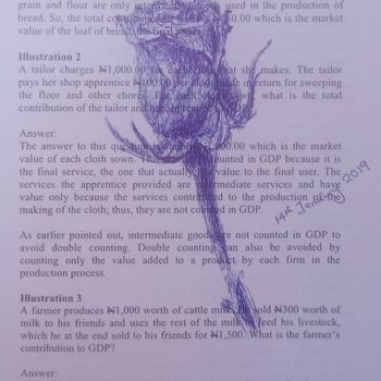 """Drawing titled """"Rose Drawing ~ Ball…"""" by Affordable Art, Original Art, Ballpoint pen"""