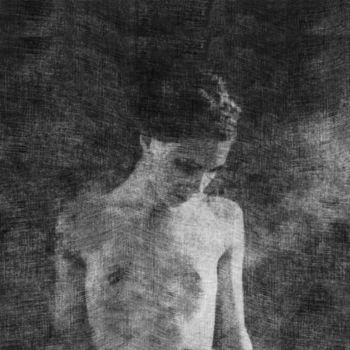 Feminine Photography, manipulated photography, artwork by Philippe Berthier
