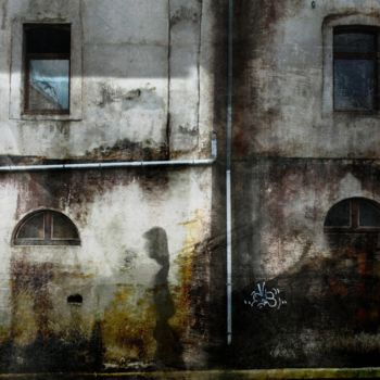 """Photography titled """"Façade"""" by Philippe Berthier, Original Art, Digital Photography"""