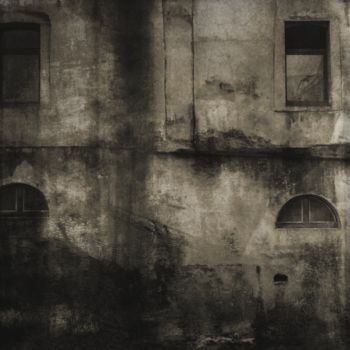 Photography, manipulated photography, abstract, artwork by Philippe Berthier