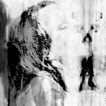 Photography, manipulated photography, figurative, artwork by Philippe Berthier