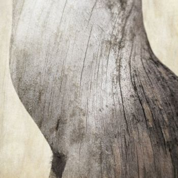 Photography, manipulated photography, outsider art, artwork by Philippe Berthier