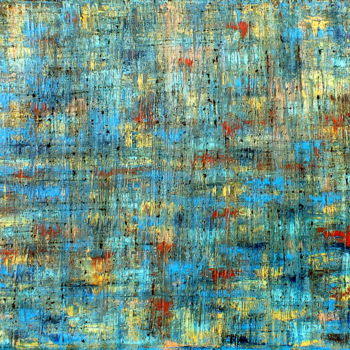 Painting, oil, abstract, artwork by Carla Sá Fernandes