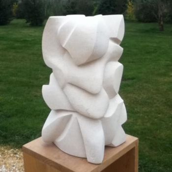 Sculpture, abstract, artwork by Pascal Cavalli