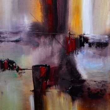 """Painting titled """"Les cromaties"""" by Muriel Cayet, Original Art,"""