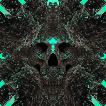 """Digital Arts titled """"Rotten by Nature"""" by Christopher Hanz, Original Art, Photo Montage"""