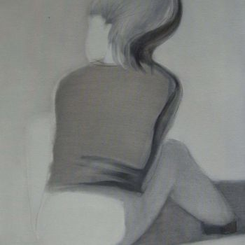 """Painting titled """"Noon"""" by Dita Luse, Original Art,"""
