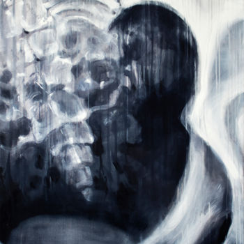 """Painting titled """"Life force. Energy"""" by Dita Luse, Original Art, Oil"""