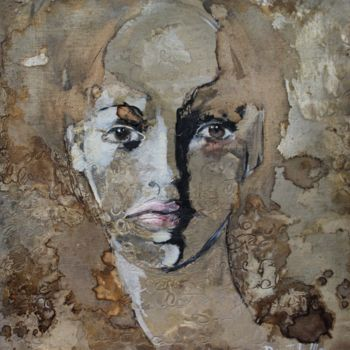 """Painting titled """"Perfection is an il…"""" by Donatella Marraoni, Original Art, Acrylic"""