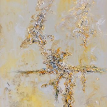 """Painting titled """"Light of my Life"""" by Elisa Cook, Original Art, Acrylic"""