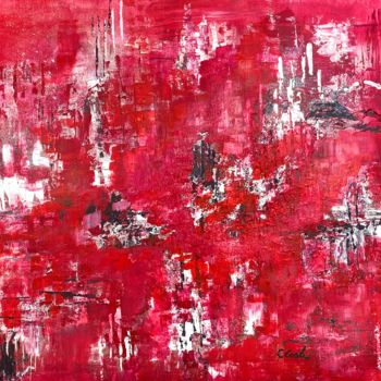 """Painting titled """"We Shall Overcome"""" by Elisa Cook, Original Art, Acrylic"""