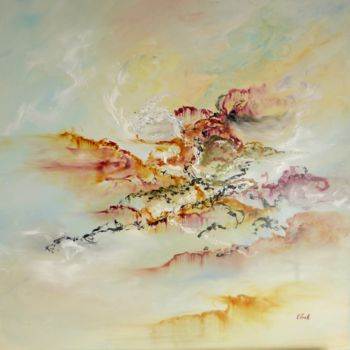 """Painting titled """"Presto con fuoco"""" by Elisa Cook, Original Art, Oil"""