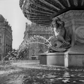 Photography, analog photography, classicism, artwork by Frédéric Duchesnay