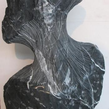 Sculpture, artwork by Gilbert Frizon