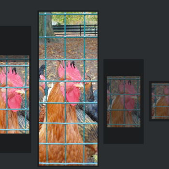 """Digital Arts titled """"The King Of The Mom…"""" by Gerald Shepherd, Original Art, Collages"""
