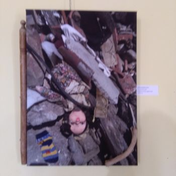"""Photography titled """"Even the doll has d…"""" by Heribert Wagner, Original Art,"""