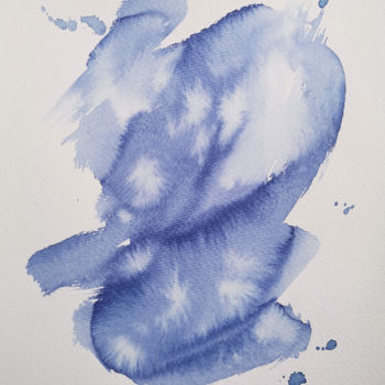 Painting, ink, abstract, artwork by Hongtao Huang