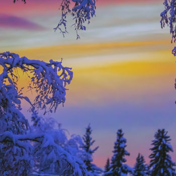 """Photography titled """"Winter Dreams"""" by Igzotic, Original Art, Digital Photography"""