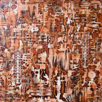 Painting, other, abstract, artwork by Jacqueline Morandini