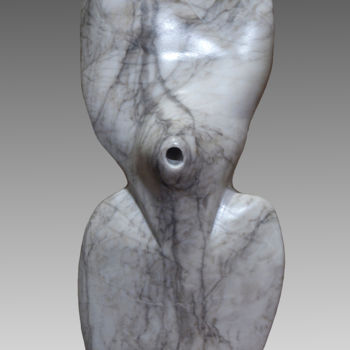 Sculpture, stone, abstract, artwork by Jan Moore