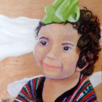 """Painting titled """"Hope"""" by Jan Wall, Original Art, Oil"""