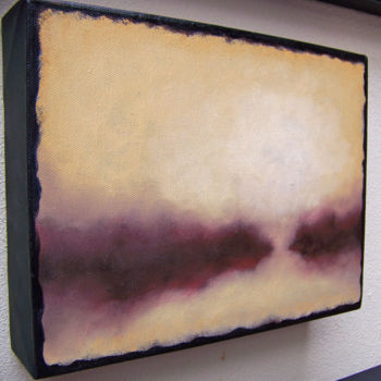 """Painting titled """"Philosopher's Path-…"""" by Jo Moore, Original Art, Oil"""