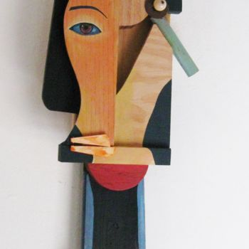 Sculpture, abstract, artwork by Joyce Owens
