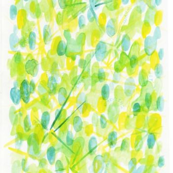 """Collages titled """"Sunshower"""" by Laura Lee Gulledge, Original Art,"""