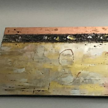 """Painting titled """"Uniqueness"""" by Laura Casini, Original Art, Acrylic"""