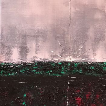 """Painting titled """"Directions"""" by Laura Casini, Original Art, Acrylic"""