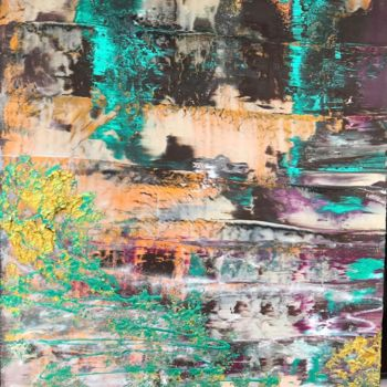 """Painting titled """"In questo momento"""" by Laura Casini, Original Art, Acrylic"""