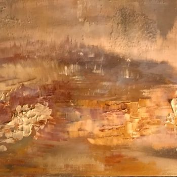 """Painting titled """"Transition"""" by Laura Casini, Original Art, Acrylic"""