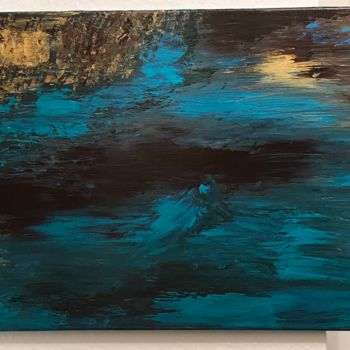 """Painting titled """"Emotions"""" by Laura Casini, Original Art, Acrylic"""