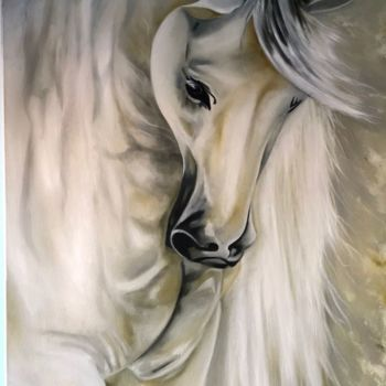 Painting, oil, figurative, artwork by Luciano Fernandes