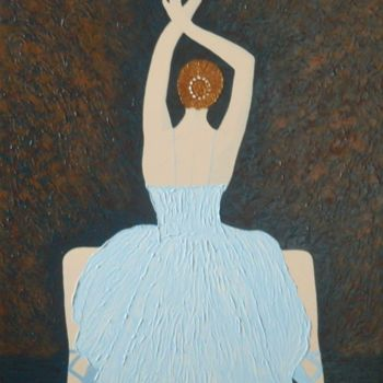 """Painting titled """"Before the Show - a…"""" by Liza Wheeler, Original Art, Other"""