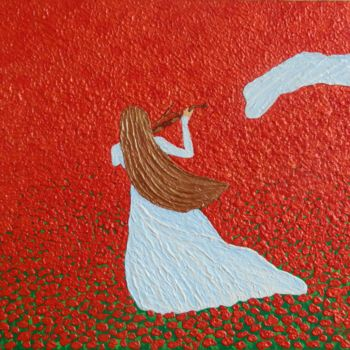 """Painting titled """"Spring Overture - l…"""" by Liza Wheeler, Original Art, Acrylic"""