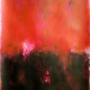 Painting, acrylic, abstract, artwork by Luis Medina