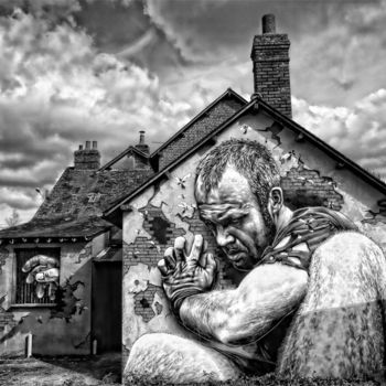 Photography, non manipulated photography, street art, artwork by Marc Knecht Photographe