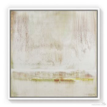 """Painting titled """"Sincere Stillness"""" by Max Kulich, Original Art, Acrylic"""