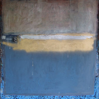 """Painting titled """"a brand new ending"""" by Mladen Lazarević, Original Art, Acrylic"""
