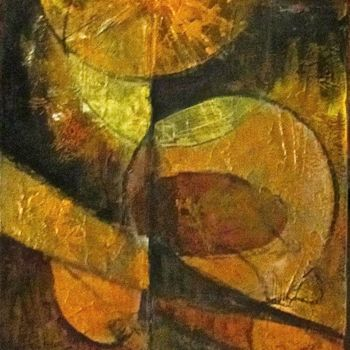 """Painting titled """"harvest"""" by Bobbie O'Toole, Original Art, Acrylic"""