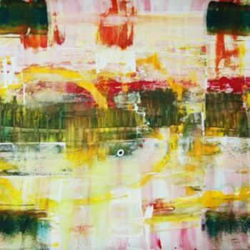 """Painting titled """"Abstract: The Third…"""" by Dmitri Matkovsky, Original Art, Oil"""