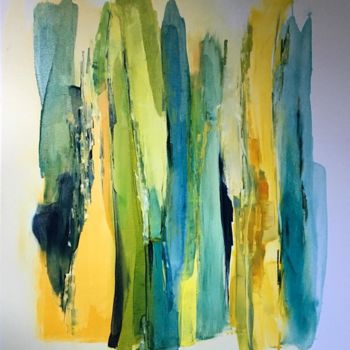"""Painting titled """"barbotin-happiness.…"""" by Nadia Barbotin, Original Art, Oil"""
